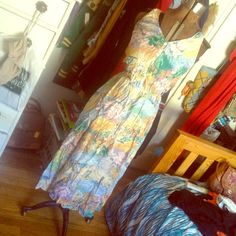 Vintage 90'S Sundress