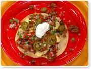 """NEVER will I buy a taco seasoning pack AGAIN!!! I have this on the stove now and it is sooo good~ Hope there will be enough left for dinner-I keep """"taste-testing""""!!!!~JZ"""