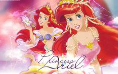 The Little Mermaid Wallpaper: Princess Ariel