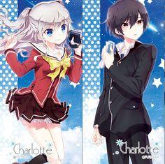 Nao Tomori & Yuu Otosaka || Charlotte