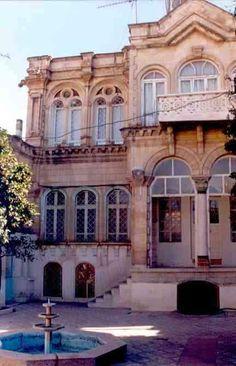 Tarihi Kilis evleri///