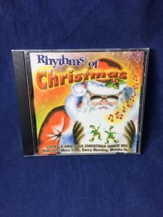 Rhythms Of Christmas Cd