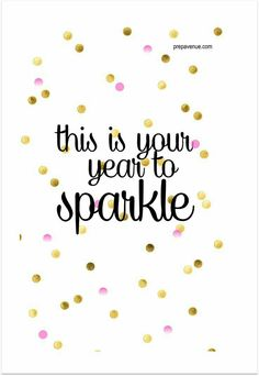 For you Faithie ~ 2018 you will sparkle... trust me Mumma !