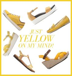 Yellow on my mind!