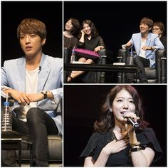 Yong hwa en Park Shin Hye dating