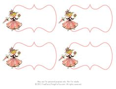 Vintage Lable freebie Page 1 by Free Pretty Things For You!, via Flickr