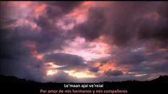 Yehi shalom/Sea Shalom (La paz)[Tehillim/Salmos 122:7-8]/Yaakov Shwekey/...