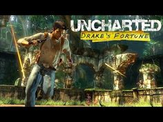 Twitch Livestream   Uncharted: Drake's Fortune Full Playthrough [PS4] - YouTube
