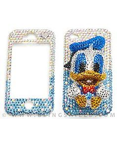 Bling Donald phone case