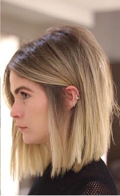 New Exceptional Shoulder Length Blunt Bob Hairstyles 2019 To Reach