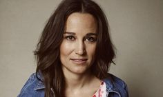 Pippa Middleton says turning fashion designer for charity was 'fun'