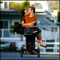 incredibly heartwarming love story of Nick Vujicic and his new wife.