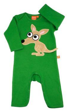 Lipfish vauvojen haalari kenguru | NopsuPopsu