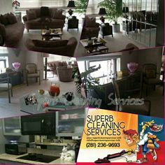 Superb Cleaning Services to request a free quote or to book your cleaning package contact us  at 281-236-9693 or info@superbcleaningservices.info and visit us on our website www.superbcleaningservices.info #BasicCleaning #DeepCleaning #MoveInCleaning #MoveOutCleaning #OneTimeCleaning #PriorityCleaning #SpecialEventCleaning #OccasionCleaning #ResidentialCleaning #CommercialCleaning #WeGetTheJobDone #Think #Superb #Cleaning #Services #SuperbCleaningServices Move In Cleaning, Deep Cleaning, Residential Cleaning, Cleaning Services, Free Quotes, Maid Services, Website, Phone, Book
