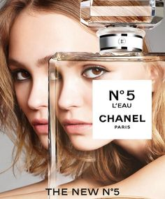 The actress is the face of No°5 LEau Beauty & Personal Care - Fragrance - Women's - Luxury Fragrance - http://amzn.to/2ln4KSL