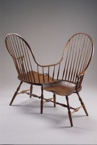 The Miniature Historian: Tête-à-Tête or Courting Chairs