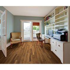 Blue Ridge Pine Vinyl Smartcore Floor At Lowe S House