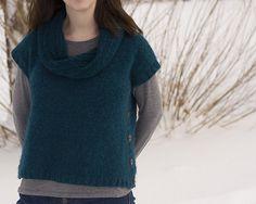 Ravelry: Eria Vest pattern by Julliana Lund