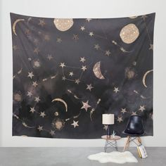 Buy Constellations  Wall Tapestry by Nikkistrange. Worldwide shipping available at Society6.com. Just one of millions of high quality products available.
