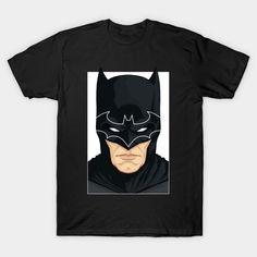 The Detective T-Shirt - Batman T-Shirt is $13 today at TeePublic! Batman T Shirt, Batman Stuff, Detective, Mens Tops, Shirts, Dress Shirts, Shirt, Top, Tees