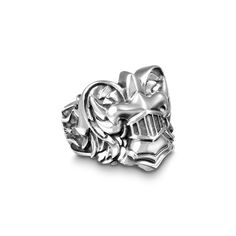 Deific ST. Ives Knight Sterling Silver Ring Style by DeificCustoms