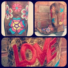 I have these Awsome old gringo boots