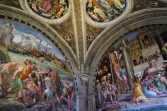 Michelangelo Painting...would love to see it!