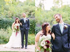 Utah Wedding Photography! Bridals at Memory Grove. Amy Hirschi Photography.  Gray Suit! First look.