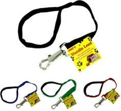 dog lead with padded handle Case of 24
