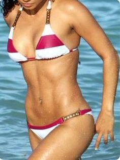bikini belly