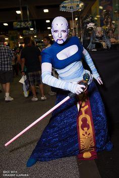 Ventress (Star Wars: Clone Wars) | San Diego Comic Con 2014