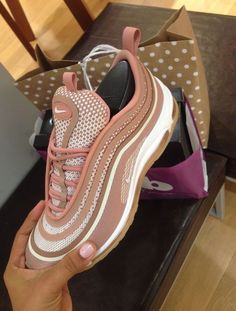 85ac98a56d961e Buy and sell authentic Air Max 97 Ultra 17 Metallic Rose Gold (W) shoes and  thousands of other Nike sneakers with price data and release dates.