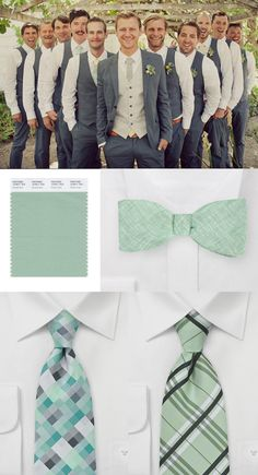 Gray Jade Menswear Accessories