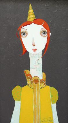 Melissa Peck, Ivy - Daffodil Series