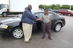 Thyrone from Wilson NC found this wonderful 2012 Dodge Avenger online at coxdodge.com and knew this was his next car. Thank you Thyrone for your business. His salesman is Anthony Lawrence