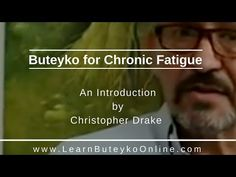 Introduction to Buteyko for Chronic Fatigue -- Free Webinar on December Chronic Fatigue, December 4th, Natural Remedies, Medical, Education, Youtube, Free, Medicine, Onderwijs