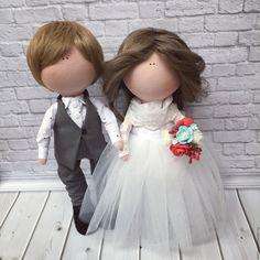 Wedding dolls / Купить Свадебные куклы - комбинированный, свадебные аксессуары, свадьба, свадебное украшение, свадебный подарок