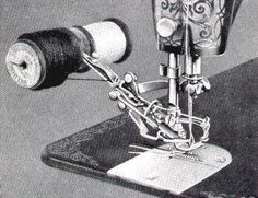 35 Best Vintage Sewing Machine Attachments images in 2019