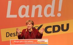 Angela Merkel was reeling from a series of election losses on Sunday that could be the most serious challenge she has faced to her power in Germany.