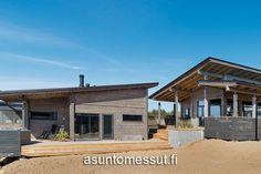 Villa Merengue @ Loma-asuntomessut Kalajoella