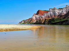 Praia do Gunga, Maceió - BRASIL