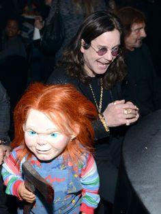 Ozzy & Chucky