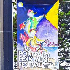 So looking forward to our first trip to the Port Fairy Folk Festival this weekend.  Still packing everything tonight ready for a VERY early start tomorrow  I think our Australian designed and made art prints are going to love their folkie outing!! Stay tuned for an update tomorrow. Annie xx Pic credit @portfairypics xx by greendoordecor