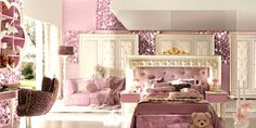 Home Design Lover Stylish and Sophisticated Altamoda Italia Bedrooms - Home Design Lover