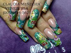 DECO NAILS, C.A: GALERIA CLAUDIA MENDOZA
