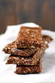 chocolate nut free larabars