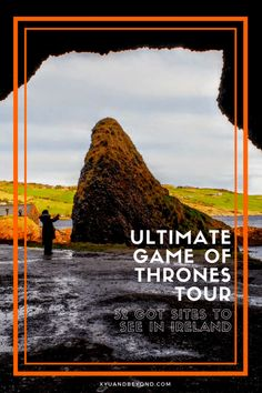 Ultimate Game of Thrones Tour |N. Ireland|Self Drive tour from Dublin