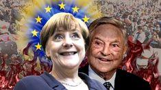 Der MERKEL Plan ist George SOROS Plan für Europa (sub)