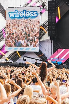 I got Wireless Festival! Which Music Festival Should You Go To?