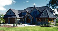 7 Determined Clever Tips: Roofing Shingles Eco Friendly glass roofing openable. Hip Roof Design, House Roof Design, Bungalow House Design, Facade House, Radiant Barrier Insulation, Roof Styles, House Styles, Roof Coating, Feng Shui House